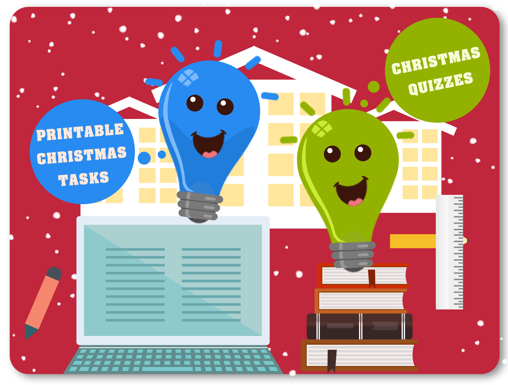 christmas quiz worksheets